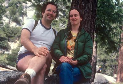 1980-05 Yosemite CA Honeymoon-6