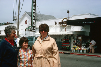 1980-05 Bonnie, Sue & Jeanne In San Francisco