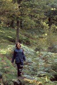 1981-09 Chris in Lake District