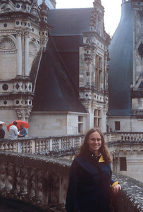 1983-09 Loire Valley Chris
