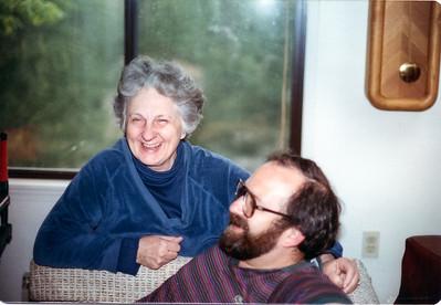 1983-08 Jeanne & John