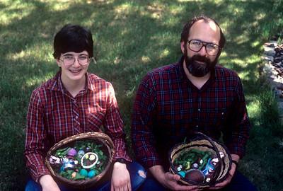 1984-03 John & Bonnie Easter