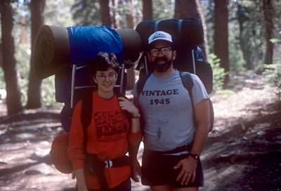 1986-08 Yosemite Ten Lakes