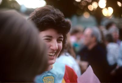 1988-06 Bonnie High School Graduation-5