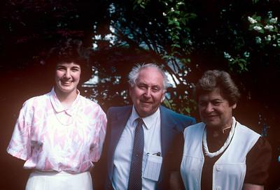 1988-06 Bonnie Piano Recital Bonnie & Schlossbergers