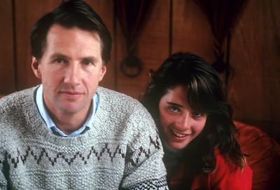1989-03 Chris and Zana Secor