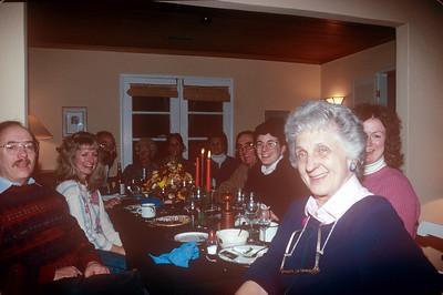 1989-11 Thanksgiving at 475 Lakewood Circle