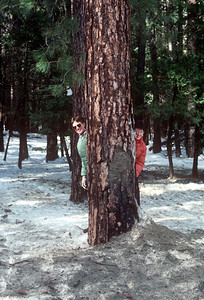 1989-02 Chris & Bonnie Yosemite