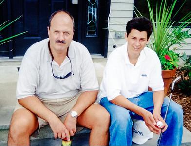 1997-09 Greag & Matt Ricca