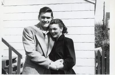 1950 Dick & Joan York