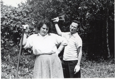 1951 Jeanne and Morty Becker