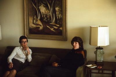 1975_04 Sue & Claire Goidell