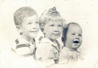 1949 John, Sue & Greg Ricca