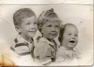 1948 John, Sue & Greg
