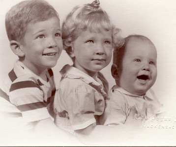 1951 John, Sue & Greg