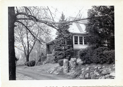 1950's Ricca House On Broadway, Woodcliff Lake