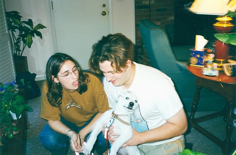 DATE Jon Broad, Collen Butler & Dog.jpg