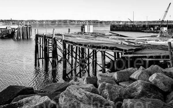 Medium Tide in East Port Maine