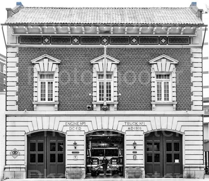 Washington DC Fire Station