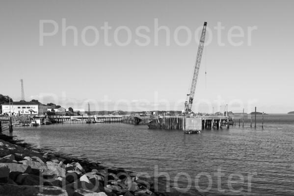 Pier Renovation in East Port ME