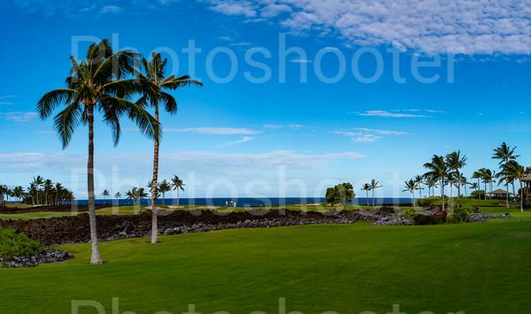 Morning View in Waikoloa