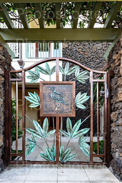 Kolea Condo Gate