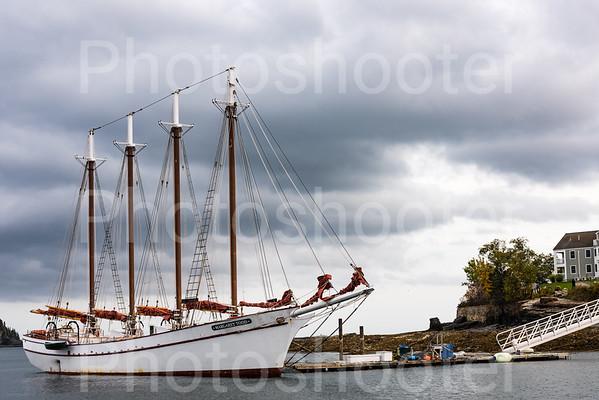 Margret Todd Tall Ship