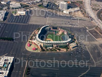 Angel Stadium, Anaheim CA
