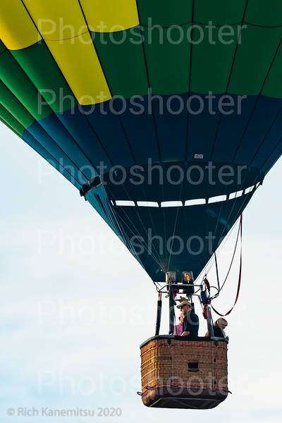 McKinney Hot Air Balloon