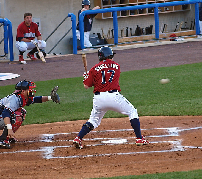 Snelling of the IronPigs