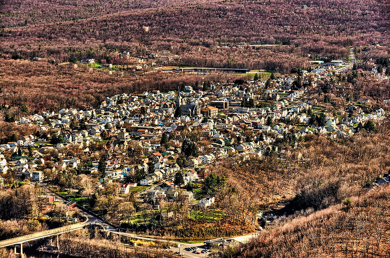 Overview of Jim Thorpe