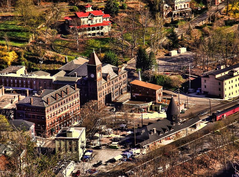 Downtown Jim Thorpe (CX1)