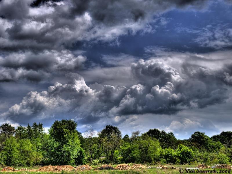 HDR: Lehighton, PA (sky4)