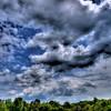 HDR: Lehighton, PA (sky1)