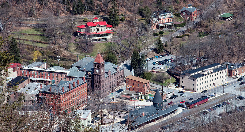 Downtown Historic Jim Thorpe