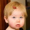 My grand-daughter, Leah