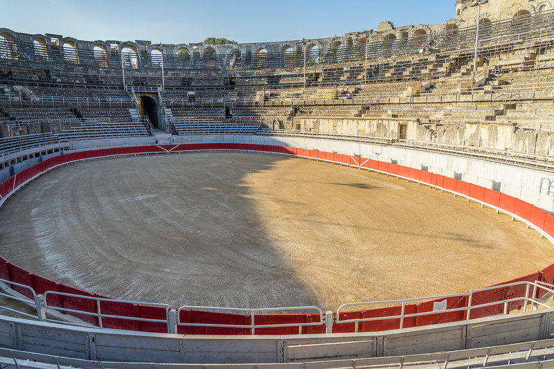 Bullfighting Ring