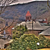 Downtown Jim Thorpe, PA in HDR