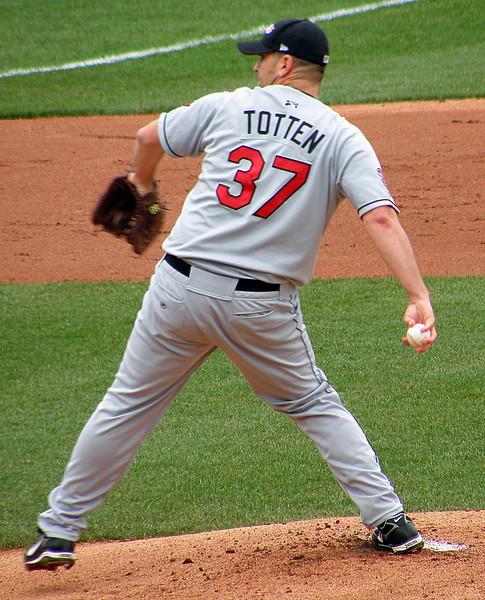 Rochester Starting Pitcher, Totten