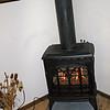 New stove