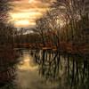 Sunset in Broheadsville