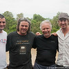 Daniel, Shane, Rich, Clint