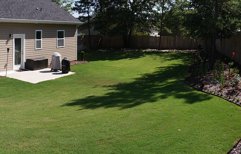 Panorama Back Yard 05