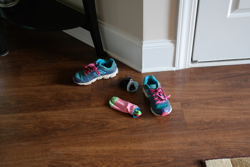 Callie and Maddie's Shoes