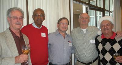 Tom Perkoski ... Richard Jewell ... Ken Rieger ... George Gage ... Christiaan Ploum