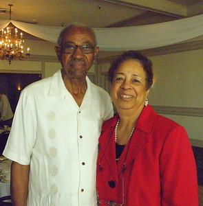 Richard (Club 2nd VP) & Barbara Jewell