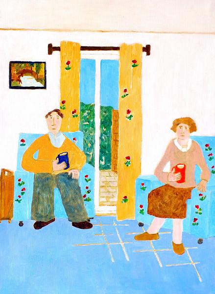 Newbury People - The Couple