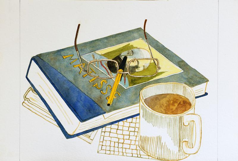 Matisse's Book