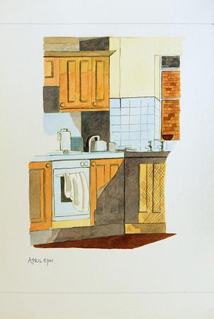 Kitchen 2 (Spring)