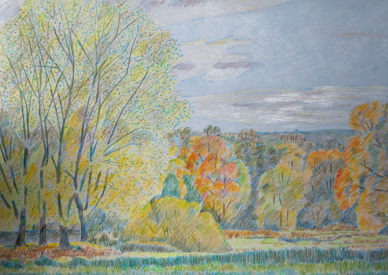 Autumn West Berkshire - Landscapes - Richard Pelham